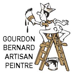 logo-Gourdon Bernard | Artisan Peintre Montjean-sur-Loire - La Pommeraye