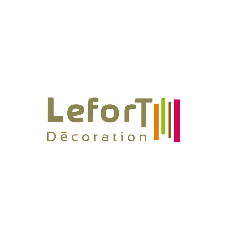 logo-Lefort Décoration | Peintre La Séguinière