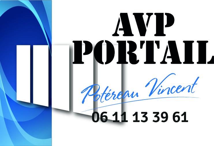logo-AVP Portail | Menuisier - Portail - Clôture - Fenêtre Mothe Achard