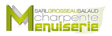 logo-Grosseau-Salaud | Menuisier - Charpentier Bois de Céné - Challans