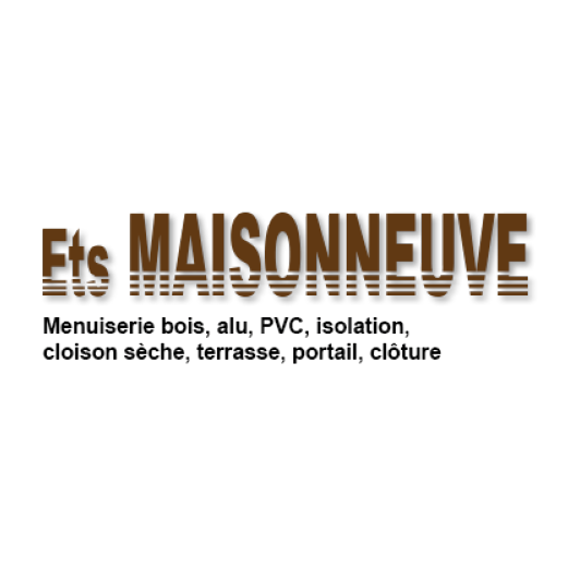 logo-ets MAISONNEUVE | Artisan Menuisier à Saint-Brévin-les-Pins