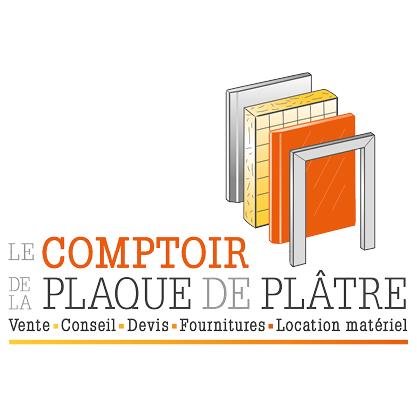 logo-Le Comptoir De La Plaque de Plâtre | Fournisseur Matériaux Clisson