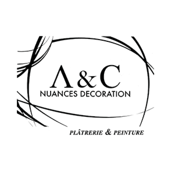 logo-A&C Nuances Décoration | Plâtrerie - Peinture - Vallet