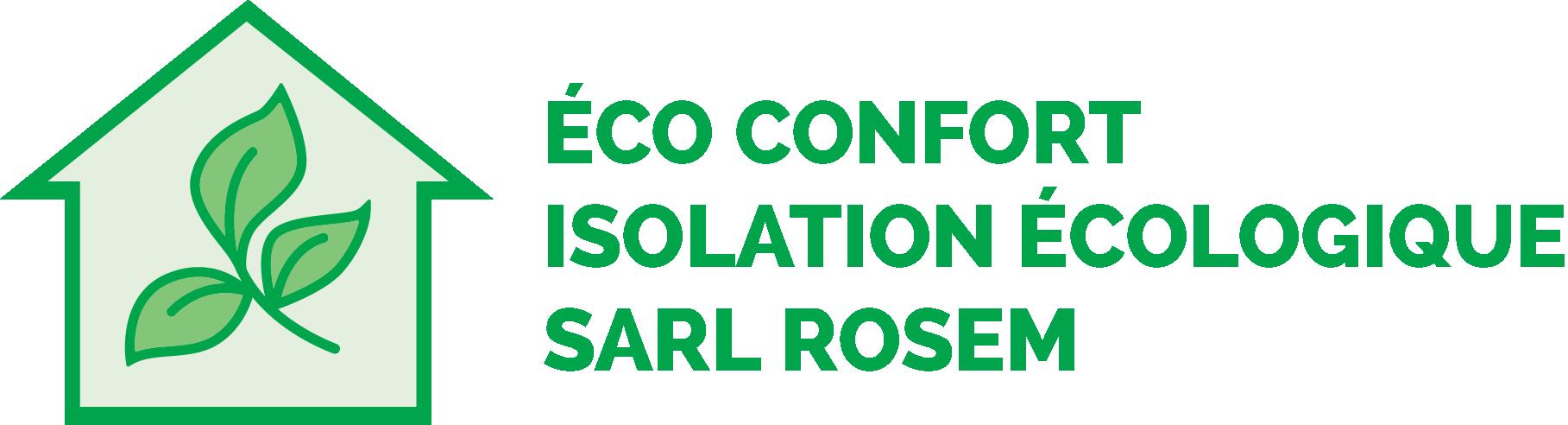 logo-ECIE - sarl ROSEM | Eco Confort - Isolation Ecologique - Melesse