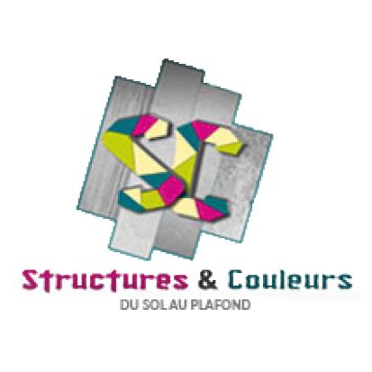 logo-Structures & Couleurs | Artisan Peintre - Décorateur - Frossay