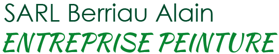 logo-BERRIAU Alain | Artisan Peintre Brétignolles-sur-Mer
