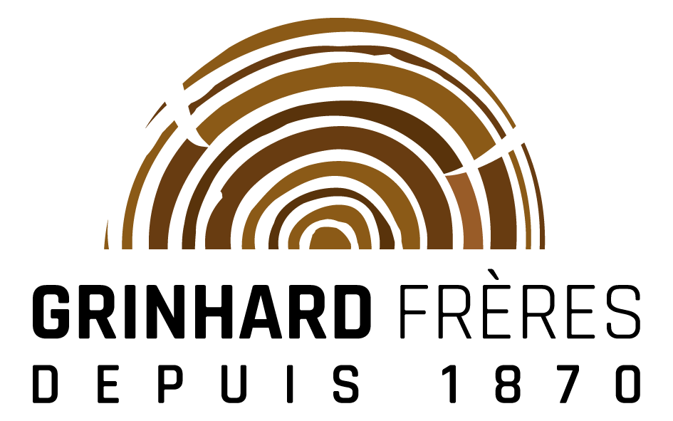 logo-Grinhard Frères | Menuisier - Charpentier - Combourg