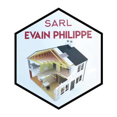 logo-Évain Philippe | Plaquiste - Menuisier - Guérande - St André des Eaux