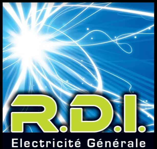 logo-R.D.I. | Électricien - Pose de Domotique - Ploërmel - Josselin