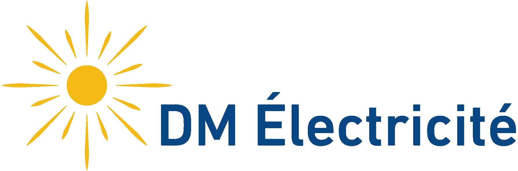 logo-DM Électricté | Électricien Rennes
