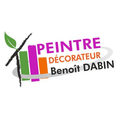 logo-Benoît Dabin | Peintre - Décorateur Saint-Sauveur-de-Landemont