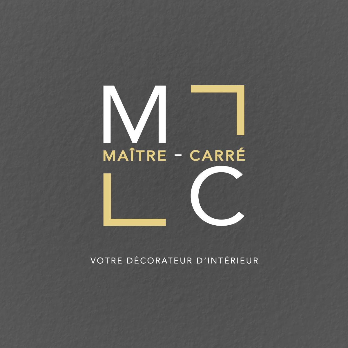 logo-Maître Carré | Décorateur d'Intérieur - Peintre Montrevault-sur-Èvre