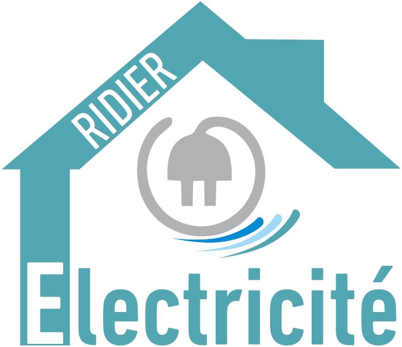 logo-Ridier Électricité | Électricien - Pose d'antenne Fougeré- Bournezeau