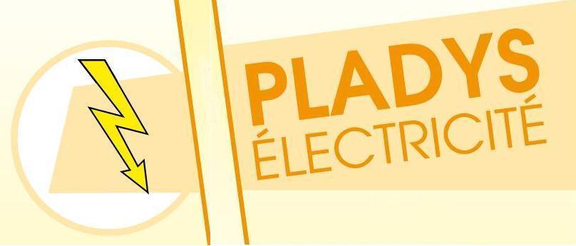 logo-Pladys Électricité | Électricien - Domotique -  Alarme - St Grégoire