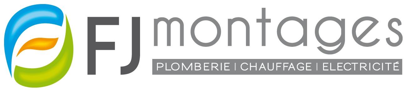 logo-FJ Montages | Plombier - Chauffagiste - Saint Avé