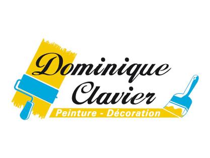 logo-Clavier Dominique | Artisan Peintre Machecoul