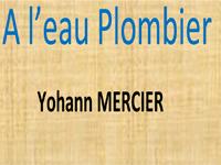 logo-A l'eau Plombier   Dépannage Plomberie Nantes