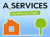 logo-A.Services | Plombier - Chauffagiste - Pose de Sanitaire - Nantes