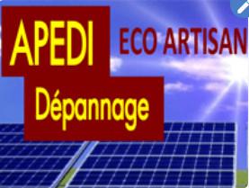 logo-Apedi | Dépannage - Energie Renouvelable - Saint Léger des Bois