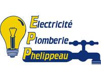 logo-Electricité Plomberie Phelippeau | Electricien - Plombier - Rouans