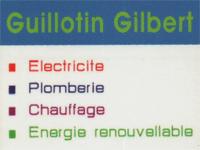 logo-Guillotin Gilbert | Plombier Caden