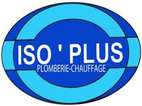logo-Iso'Plus | Plombier - Chauffagiste Trans sur Erdre - Teillé