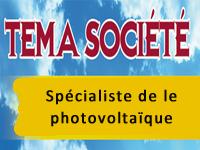 logo-Tema Société | Photovoltaïque Solaire - Energie Renouvelable - Angers