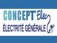 logo-Concept'elec | Électricien Chasseneuil du Poitou - Marigny Brizay