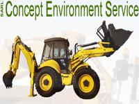 logo-Concept Environnement Service| Terrassement Assainissement Lencloître