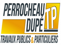 logo-Perrocheau Dupe TP | Terrassement Le Fenouiller
