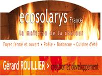 logo-Ecosolarys | Installateur - Pose - Cheminée - Poêle - Liré -  Ancenis