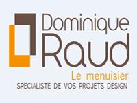 logo-Raud Dominique | Escalier Bois Métal - Chambretaud - Les Herbiers