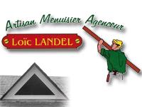 logo-Loïc Landel | Menuisier - Agencement intérieur - Comble - Théhillac