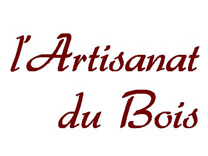 logo-L'Artisanat Du Bois | Menuisier La Chapelle Basse Mer