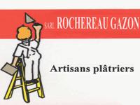 logo-Rochereau Gazon | Plaquiste St Laurent de la Plaine