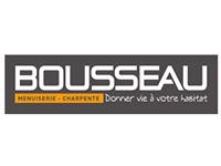 logo-Sarl Bousseau   Menuisier - Charpentier - Les Herbiers