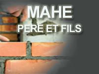 logo-Mahé Père Et Fils Sarl   Artisan Maçon Trémont