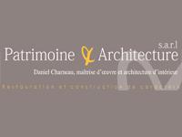 logo-Patrimoine et Architecture | Maître d'œuvre Les Essarts