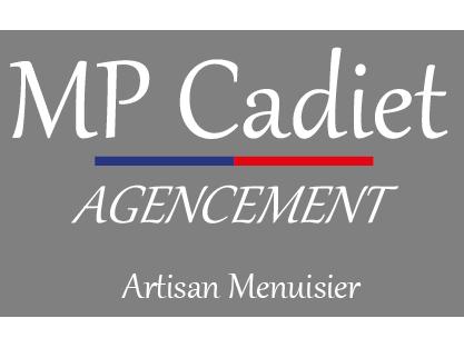logo-MP Cadiet | Menuisier - Pose - Dressing - Placard - Guérande