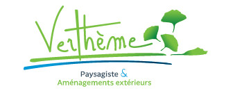 logo-Verthème | Paysagiste - Entretien Jardin - St Léger des Bois - Angers
