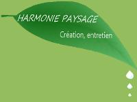logo-Harmonie Paysage | Paysagiste La Boissière du Doré
