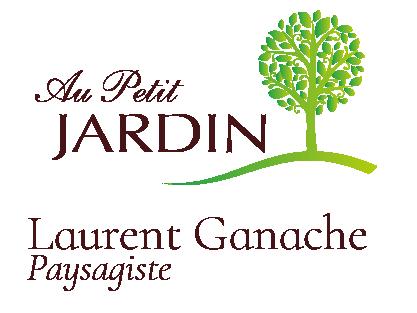 logo-Au petit jardin - Ganache Laurent | Paysagiste Le Cellier