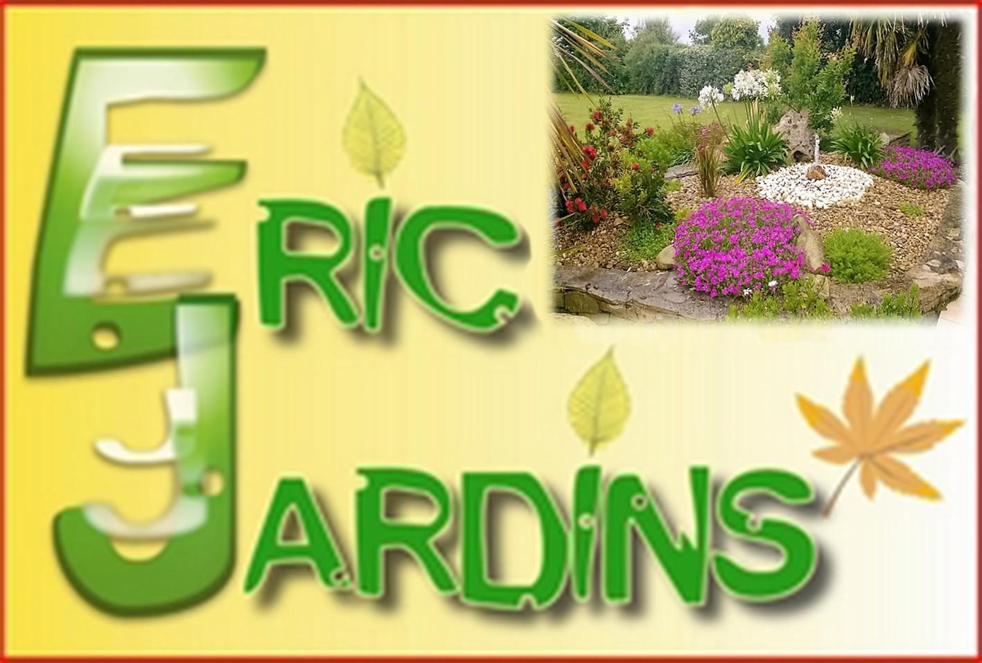 logo-Eric Jardins |Paysagiste - La Mothe Achard - Olonne sur Mer