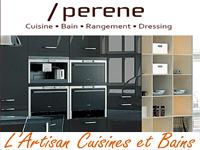 logo-Pérène | Vente - Pose de Cuisines - Saint Georges sur Loire