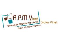logo-APMV | Plâtrier - Plaquiste Yzernay - Cholet