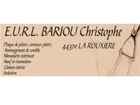 logo-Bariou Christophe | Plaquiste - Plâtrier - La Rouxière