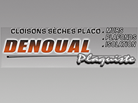 logo-Denoual Plaquiste | Isolation Combles Avranches