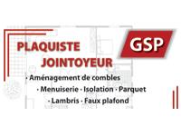 logo-GSP | Plaquiste - Plâtrerie - Les Touches - Nort sur Erdre