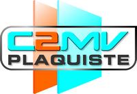 logo-C2MV | Plaquiste - Isolation - Aigrefeuille sur Maine - Clisson