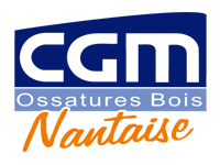 logo-CGM | Construction Maison Ossature Bois Cugand